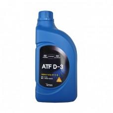 Жидкость для АКПП Hyundai ATF D-3 (1л)