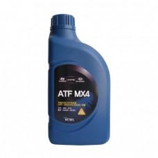 Трансмиссионное масло Hyundai ATF MX4 JWS 3314 (1л)