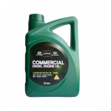 Моторное масло HYUNDAI Commercial Diesel 10W-40 CI-4 (4л)