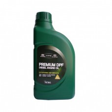 Моторное масло Hyundai Premium DPF Diesel 5W-30 C3 (1л)
