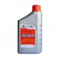 Тормозная жидкость Hyundai Brake Fluid DOT-3 (0,5л)