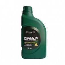 Моторное масло Hyundai Premium PC Diesel 10W30 CH-4 (1л)