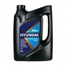 Моторное масло HYUNDAI XTeer Diesel Ultra RV LS 5W-30 (6л)
