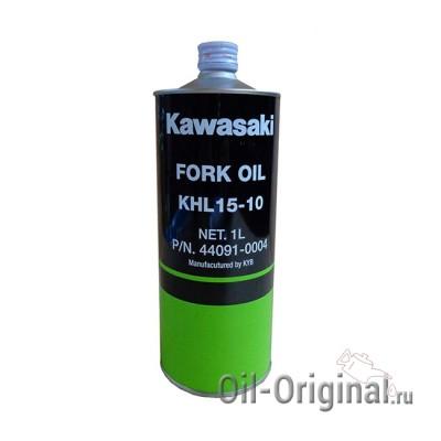 Вилочное масло KAWASAKI Fork Oil KHL15-10 5W (1л)