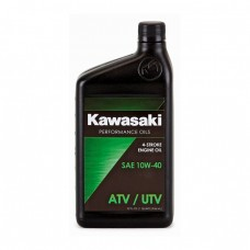 Моторное масло KAWASAKI ATV / UTV 4-Stroke Engine Oil 10W-40 (0,946л)