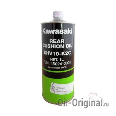 Масло для амортизаторов KAWASAKI Rear Cushion Oil KHV10-K2C 5W (1л)