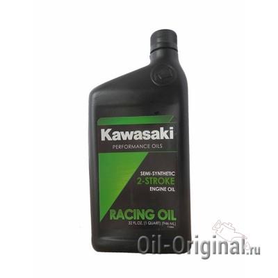 Моторное масло KAWASAKI Semi-Synthetic 2-Stroke Racing Oil (0,946л)