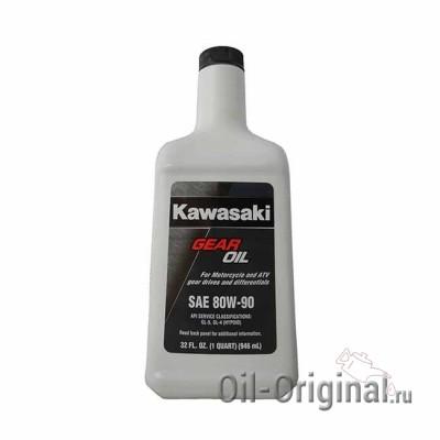 Трансмиссионное масло KAWASAKI Gear Oil 80W-90 (0,946л)