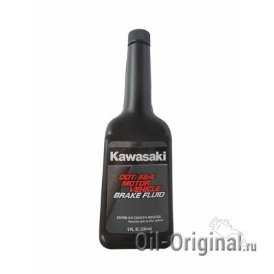 Тормозная жидкость KAWASAKI DOT 3/4 Motor Vehicle Brake Fluid (0,236л)