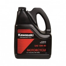 Моторное масло KAWASAKI Motocycle 4-Stroke Engine Oil 10W-40 (3,785л)
