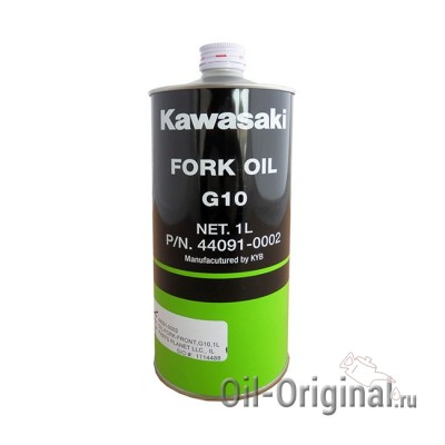 Вилочное масло KAWASAKI Fork Oil G10 10W (1л)
