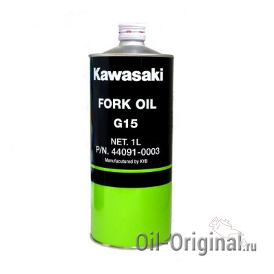 Вилочное масло KAWASAKI Fork Oil G15 15W (1л)