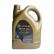 Моторное масло LEXUS FULL SYNTHETIC 5W40 SM (4л)