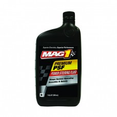 Жидкость гидроусилителя руля MAG1 Premium PSF Power Steering Fluid (0,946л)