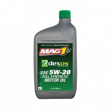Моторное масло MAG1 Dexos1 SAE 5W-20 Full synthetic (0,946л)
