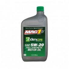 Моторное масло MAG1 Dexos1 SAE 5W-20 Full synthetic (0,946л)