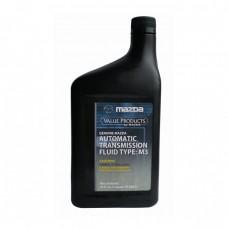 Жидкость для АКПП MAZDA ATF Type M-3 (0,946л)