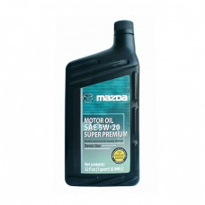 Моторное масло MAZDA Super Premium 5W-20 (0,946л)