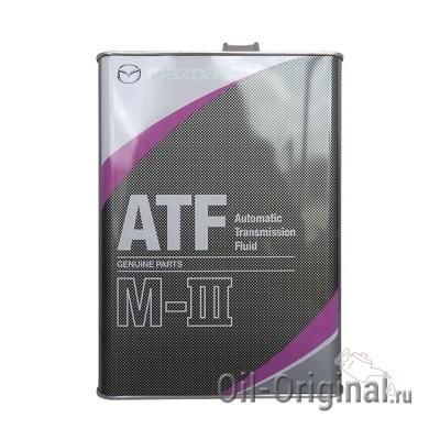 Жидкость для АКПП MAZDA ATF M-3 (4л)
