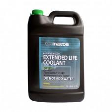 Антифриз готовый зеленый MAZDA FL22 Extended Life Coolant Premixed (3,78л)