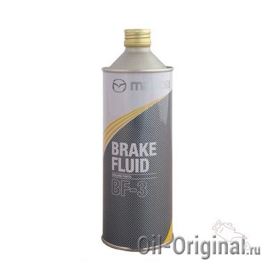 Тормозная жидкость MAZDA Brake Fluid BF-3 (1л)
