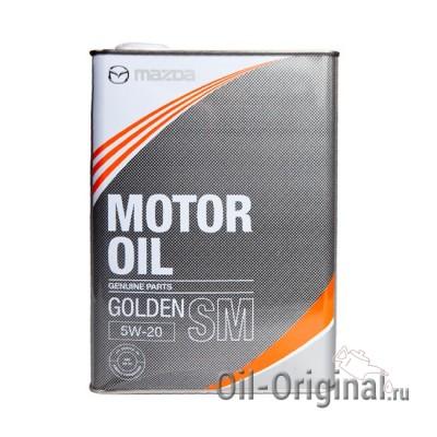 Моторное масло MAZDA Golden 5W-20 SM (4л)