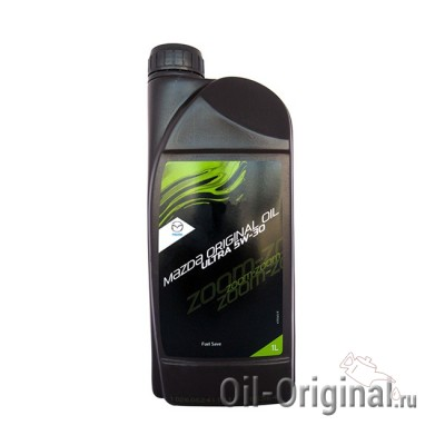 Моторное масло MAZDA Original Oil Ultra 5W-30 SL/CF (1л)