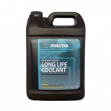 Антифриз концентрированный зеленый MAZDA Long Life Coolant (3,78л)