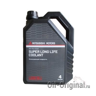 Антифриз готовый MITSUBISHI Super Long Life Cooliant (4л)