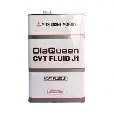 Трансмиссионное масло MITSUBISHI DiaQueen CVT Fluid J1 (4л)