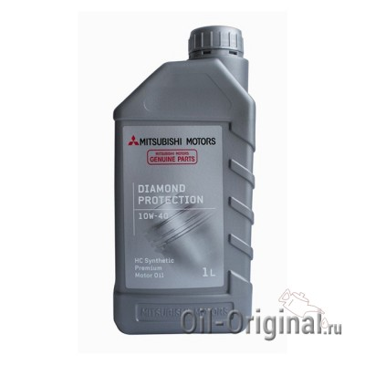 Моторное масло MITSUBISHI Diamond Protection 10W-40 SL/CF (1л)