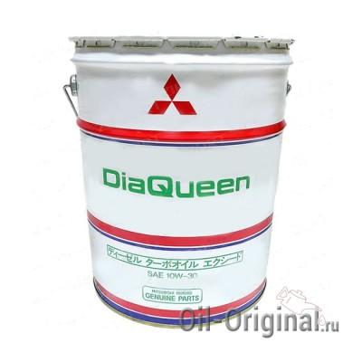 Моторное масло MITSUBISHI DiaQueen 10W30 SJ/CF (20л)