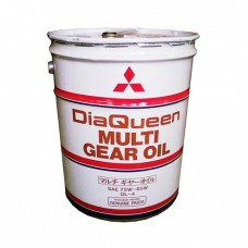 Трансмиссионное масло MITSUBISHI DiaQueen Multi Gear Oil 75W-85W GL-4 (20л)