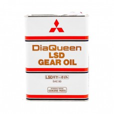 Трансмиссионное масло MITSUBISHI DiaQueen LSD SAE 90 GL-5 (4л)