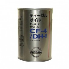 Моторное масло NISSAN Disel Oil Turbo X 10W-30 CF-4/DH-1 (1л)