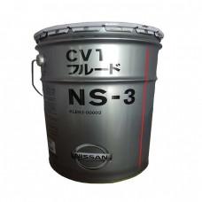 Жидкость для CVT NISSAN Fluid NS-3 (20л)