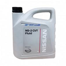 Жидкость для CVT NISSAN Fluid NS-2 (5л)