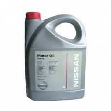 Моторное масло NISSAN Motor Oil 10W-40 SL/CF (5л)