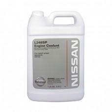 Антифриз концентрированный зеленый NISSAN L248SP Engine Coolant (3,785л)