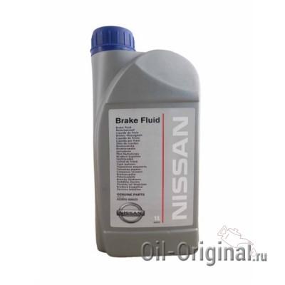 Тормозная жидкость NISSAN DOT4 (1л)