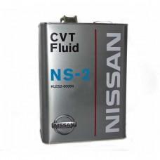 Жидкость для CVT NISSAN Fluid NS-2 (4л)