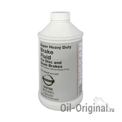 Тормозная жидкость NISSAN Brake Fluid (0,354л)
