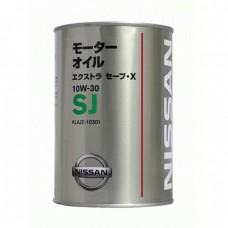 Моторное масло NISSAN Extra Save X 10W-30 SJ (1л)