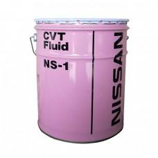 Жидкость для CVT NISSAN Fluid NS-1 (20л)
