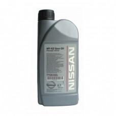 Трансмиссионное масло NISSAN MT-XZ Gear Oil GL-4 75W-80 (1л)