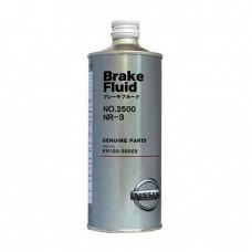 Тормозная жидкость NISSAN Brake Fluid DOT-3 (0,5л)