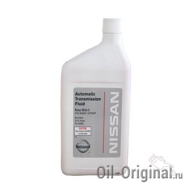 Жидкость для АКПП NISSAN ATF Matic Fluid S (0,946л)