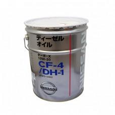 Моторное масло NISSAN Disel Oil Turbo X 10W-30 CF-4/DH-1 (20л)