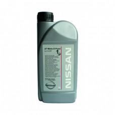 Жидкость для АКПП NISSAN AT-Matic Fluid D (1л)