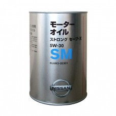 Моторное масло NISSAN Strong Save X 5W-30 SM (1л)